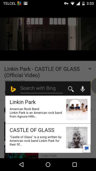 Bing Snapshots