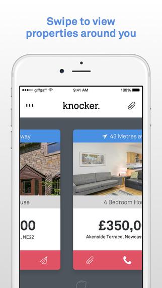 Knocker app