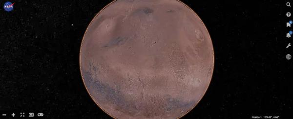 Mars Trek PC