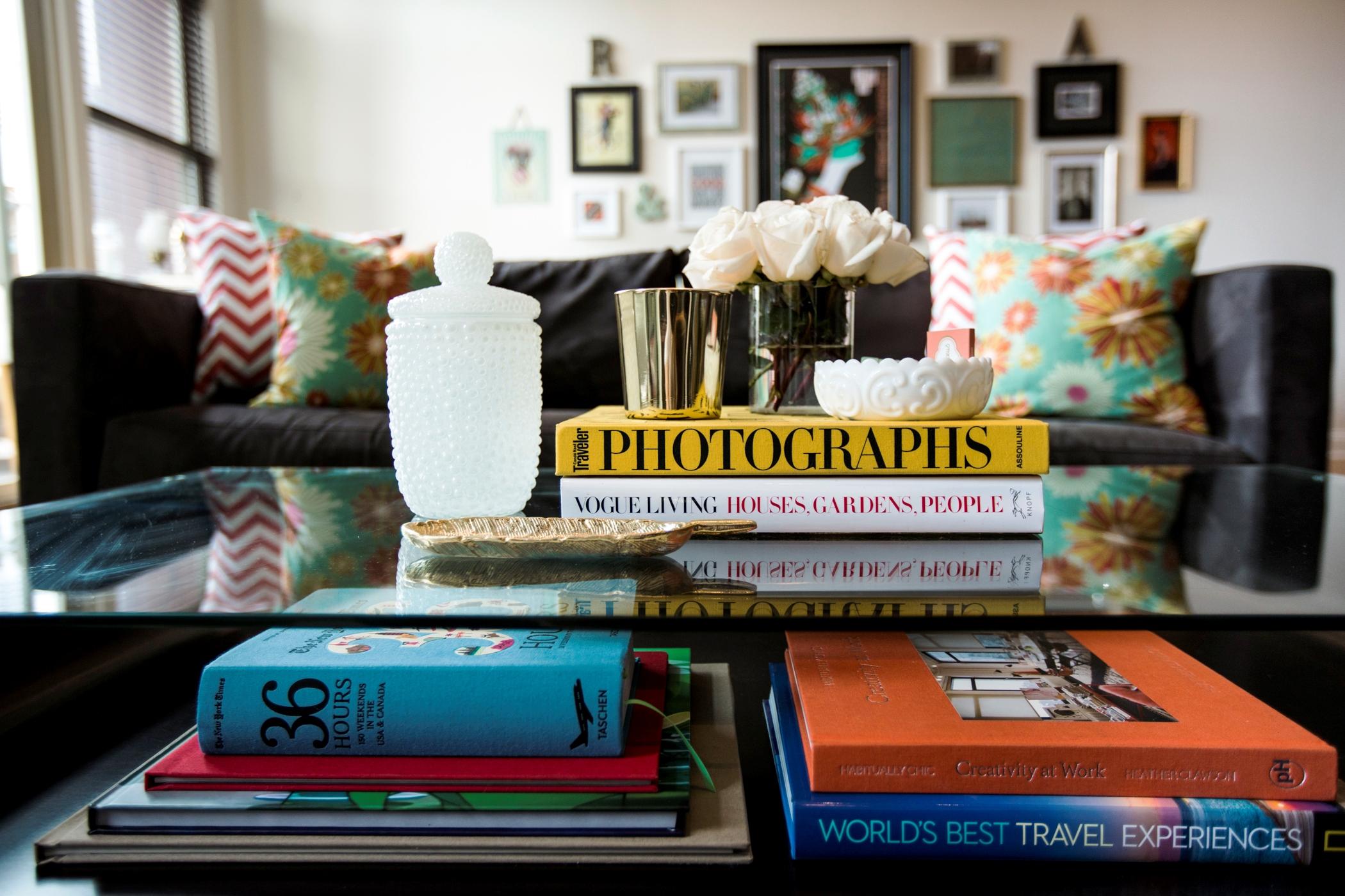 tea table books your therapeutic fix elias pelcastre. Black Bedroom Furniture Sets. Home Design Ideas