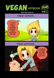 comic__60__meat_eater_hypocrisy_by_veganartbook-d8m1kxx