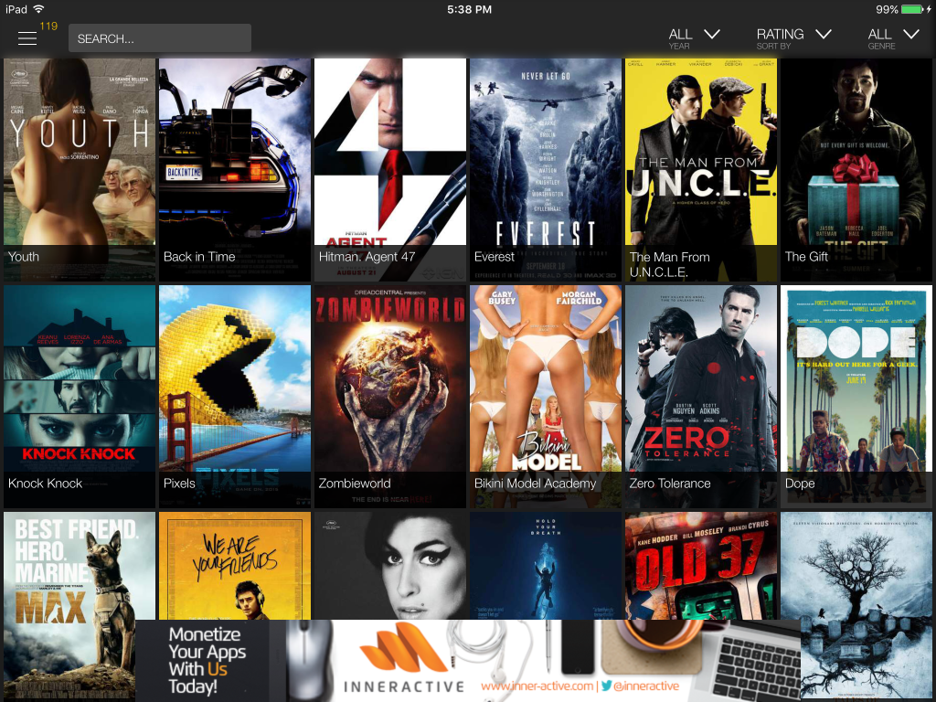 Movie Box A Great Alternative To Popcorn Time For Iphone Ipad And