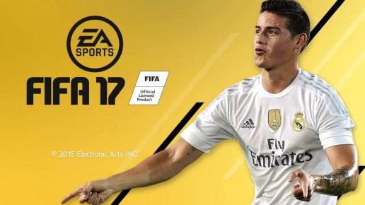 FIFA 17, James Rodriguez