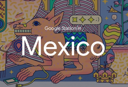 Google Station Mexico